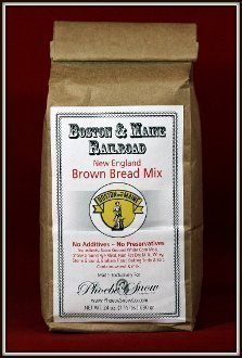 Boston & Maine Railroad Bread Mix 1