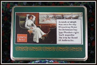 Commemorative Phoebe Snow Christmas Tin Gift Pack (2 Coffees) 2