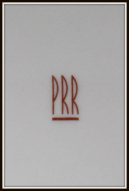 Pennsylvania Railroad Gotham Service Plate 3