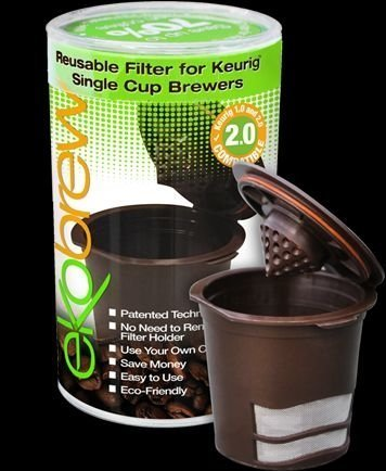 Reusable K-Cup® for Keurig® Coffee Makers - Classic and 2.0 1