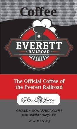 Everett Railroad Coffee 1