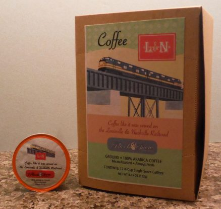 Louisville & Nashville Coffee K-Cup® Pods 1