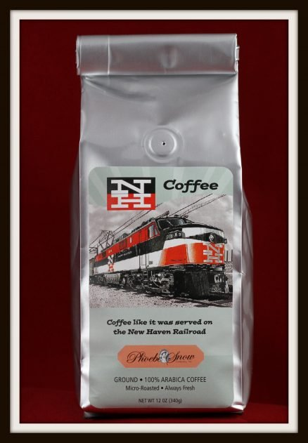 New Haven Railroad Coffee 1