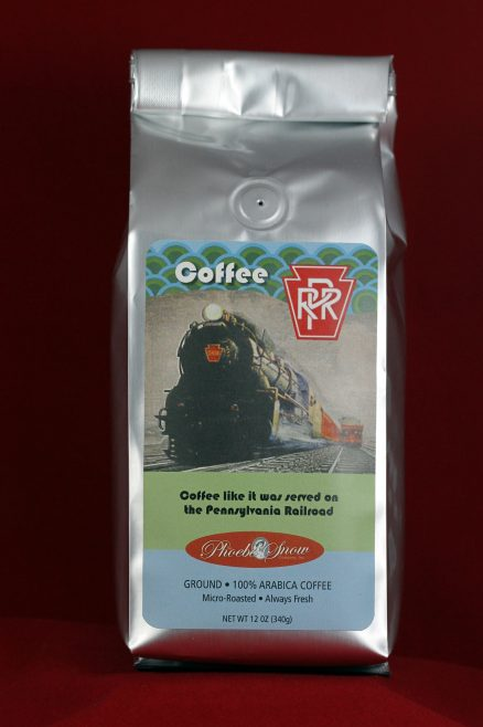 Pennsylvania Railroad Coffee 1