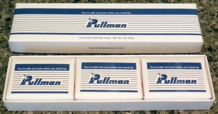 Pullman Soap Gift Box 1