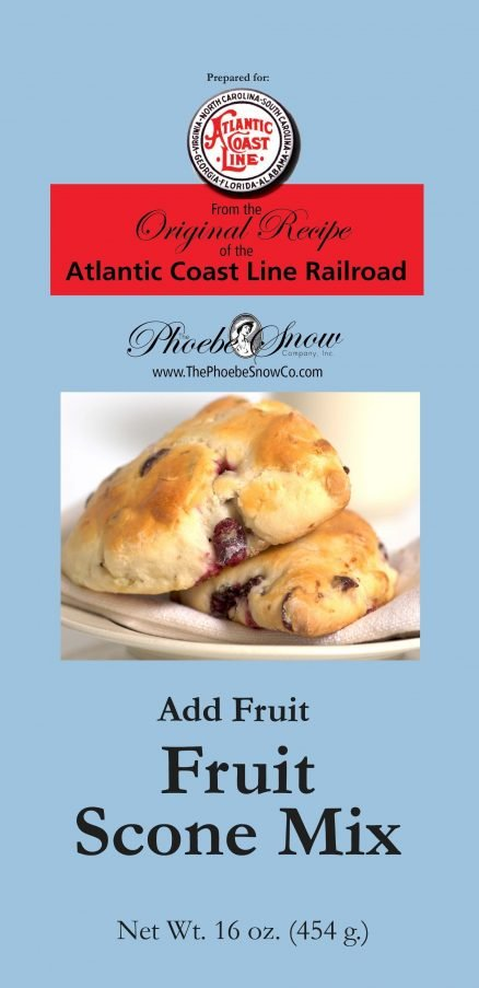 Atlantic Coast Line Scones 1