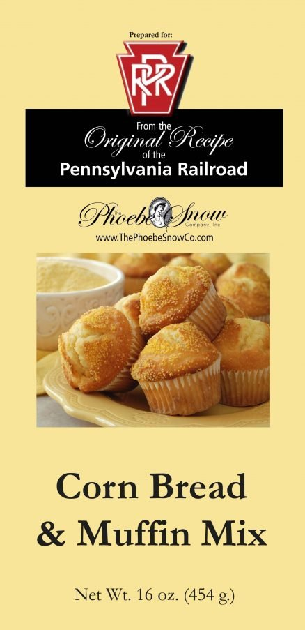 Pennsylvania Railroad Corn & Muffin Mix 1