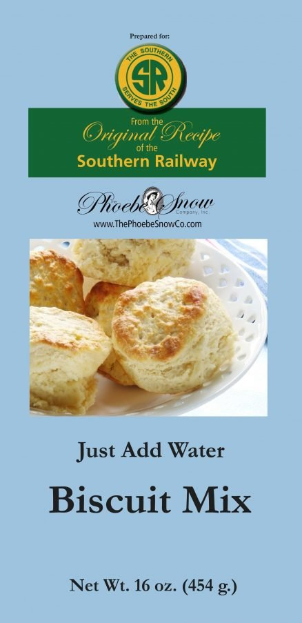 Southern Railway Biscuit Mix 1