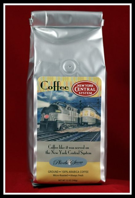New York Central System Coffee 1