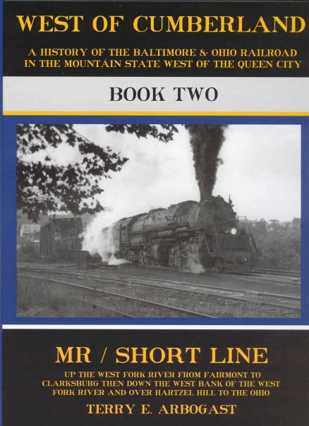West of Cumberland, Book 2, MR / Short Line 1