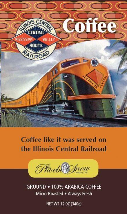 Illinois Central Coffee 1