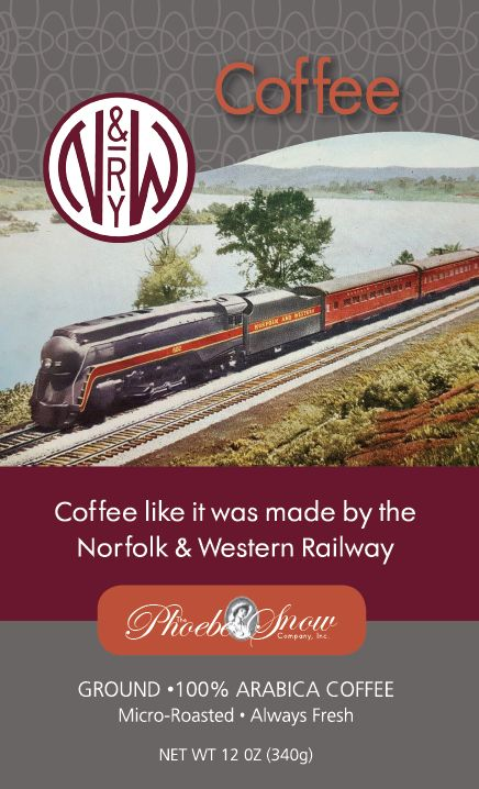 Norfolk & Western Coffee 1