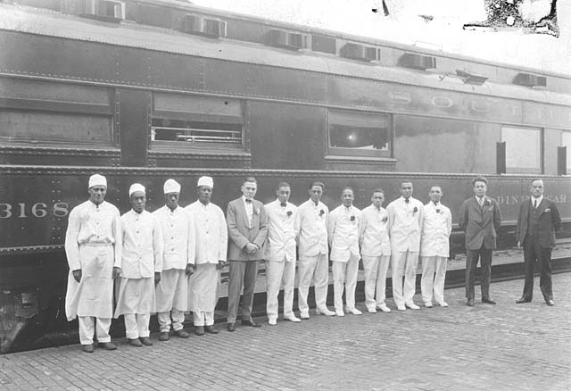 Menu Medley - Southern Railway 10