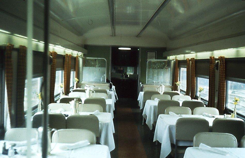 Menu Medley - Southern Railway 11