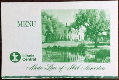 Illinois Central cover