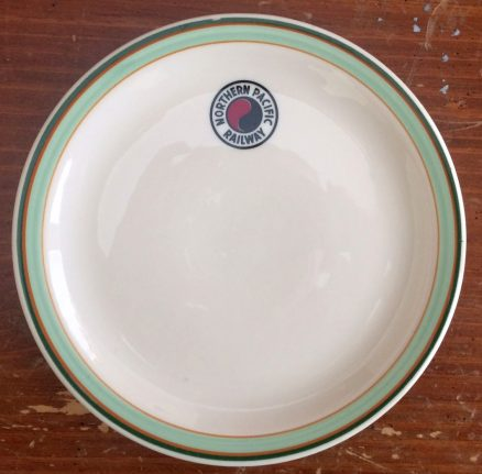 "Northern Pacific - Monad - 7"" Plate 1"