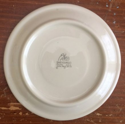 "Northern Pacific - Monad - 7"" Plate 2"