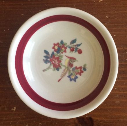 "Norfolk & Western - Yellowbird - 5 1/2"" Bowl 1"