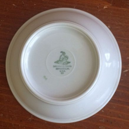 "Norfolk & Western - Yellowbird - 5 1/2"" Bowl 3"