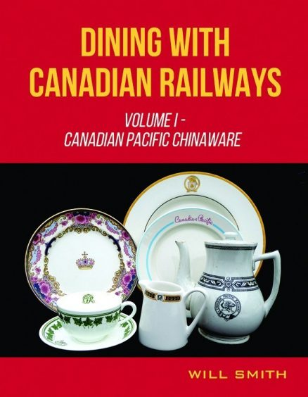 Dining with Canadian Railways: Volume 1 1