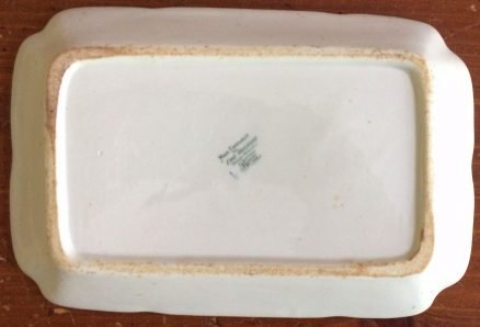 "Erie Susquehanna 9"" X 6"" Relish Tray 3"
