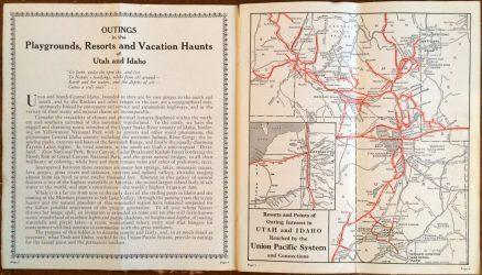 Union Pacific - Utah-Idaho Outings 1923 3