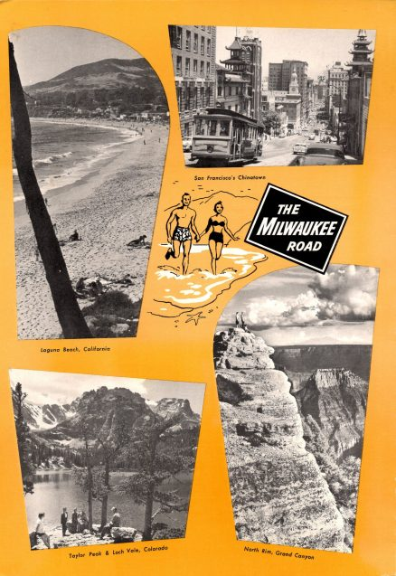 The Milwaukee Road – Recipes from the Dining Car 7