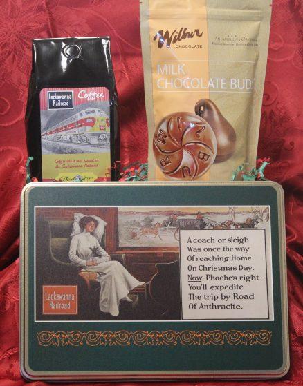 Phoebe Tin Coffee & Chocolate