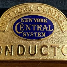 Badge - NYC Conductor