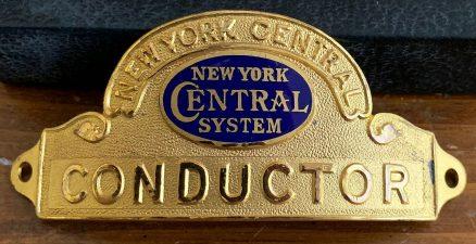 Badge - NYC Conductor