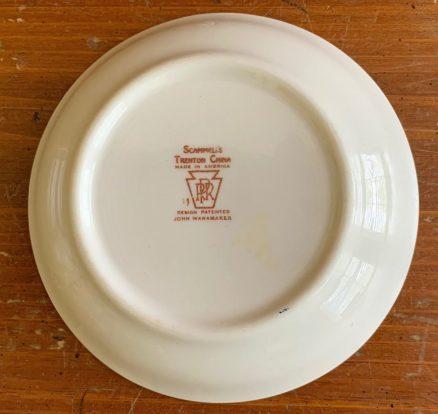 PRR Purple Laurel bowl