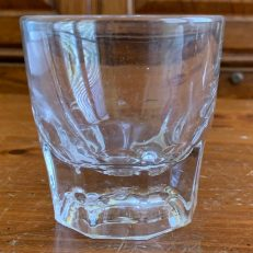 PRR water glass