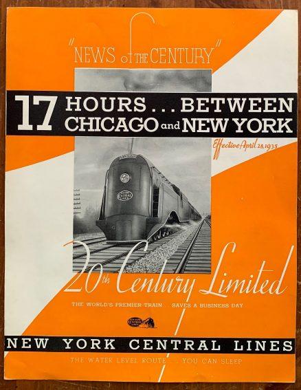 NYC 1935